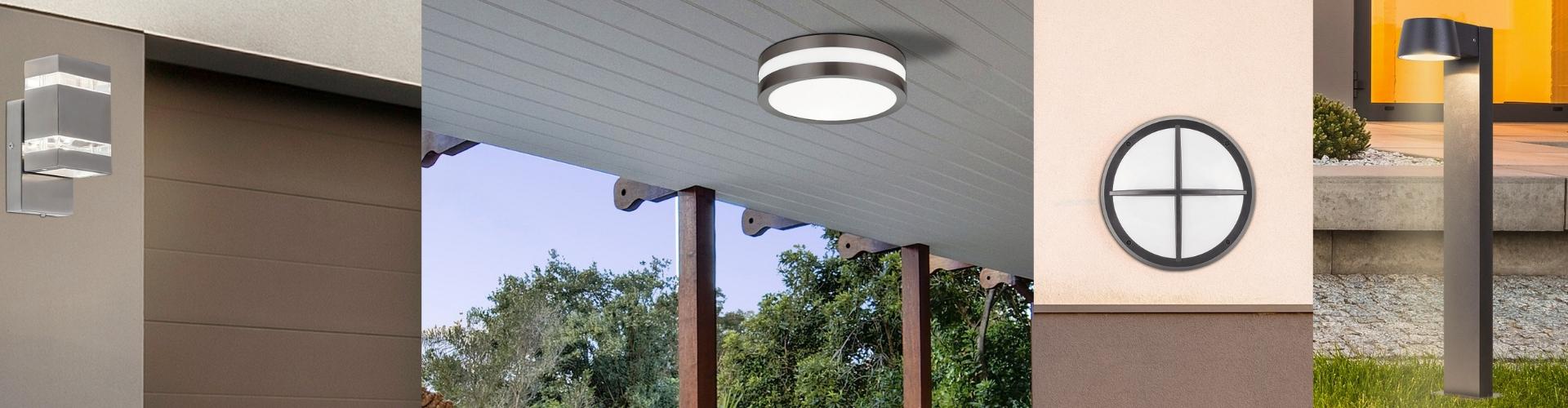 LED-Außenleuchten