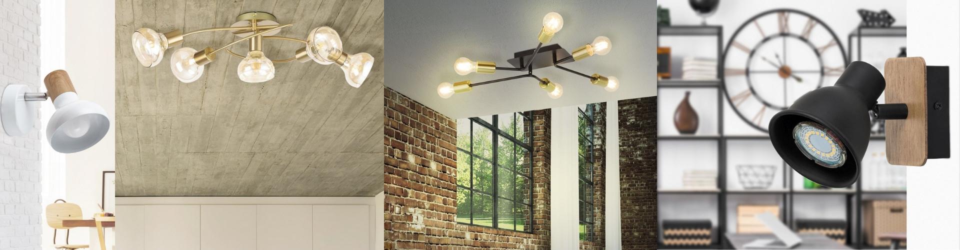 Spots lampen